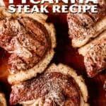 Picanha Steak Recipe Pin Image