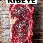 Reverse Sear Ribeye Pin Image