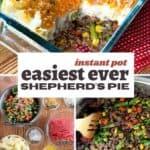 Instant Pot Shepherd's Pie pin image